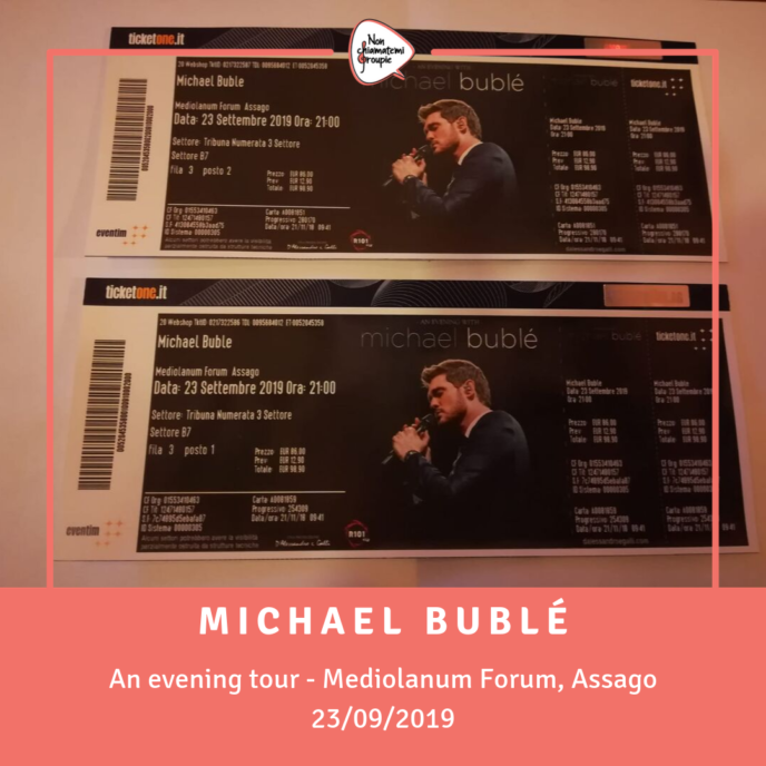 non_chiamatemi_groupie_michael_buble